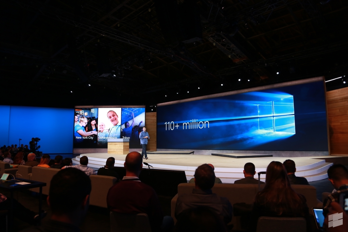 windows 10 july event