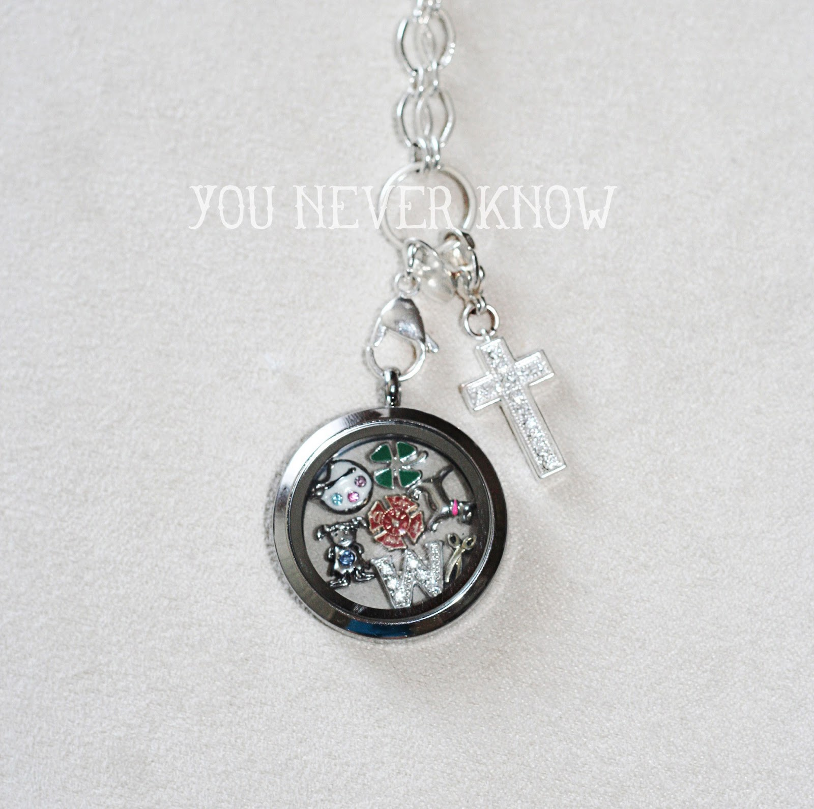 you never by andrea vanhooser womack my origami owl