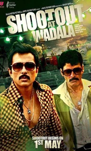 Download | Shootout at Wadala (2013)| DVDScr XviD | Full Movie | HD