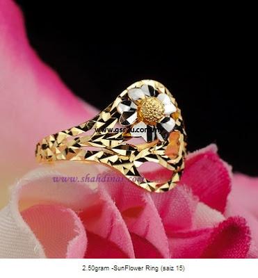 cincin emas 2013