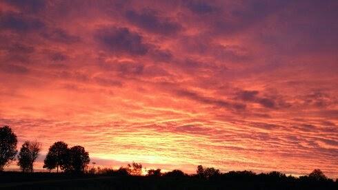 goeie morgen lucht