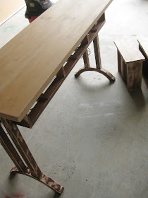 Remodelando la casa table makeover for Clp annex 6 table 3 1