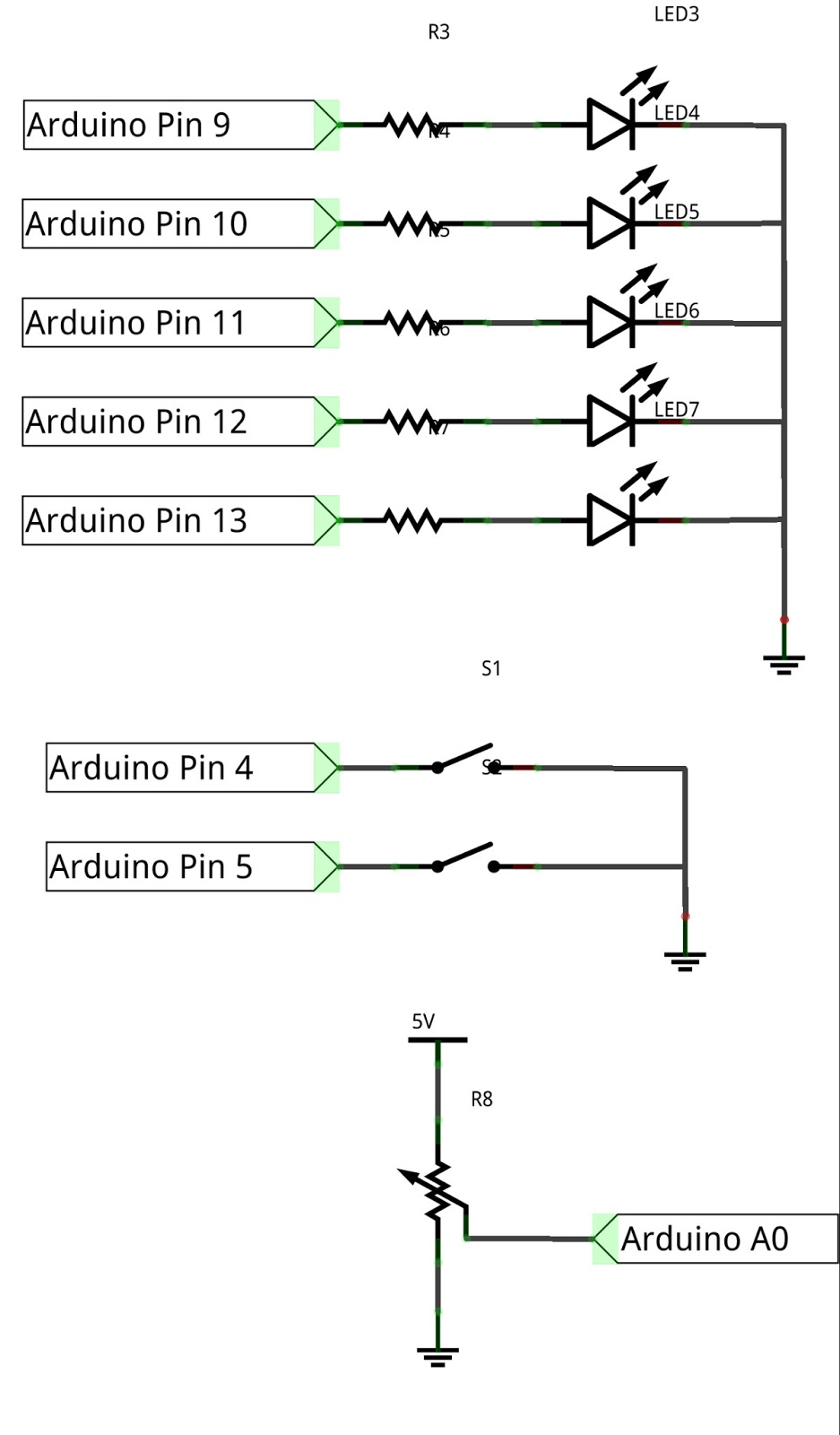 Thermistor and arduino