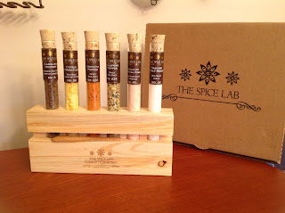 The Spice Lab: Gorgeous Packaging & Attention to Detail
