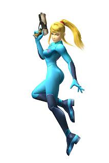 Samus Aran Sexy Nintendo Girls Metroid 64 Cuve Snes Wii