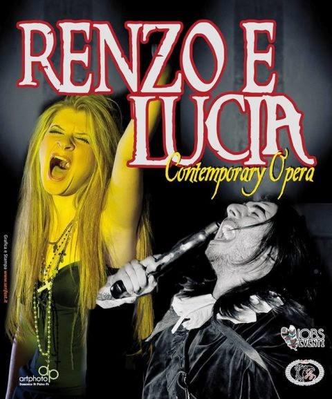 """DOPPIO APPUNTAMENTO PER """"RENZO E LUCIA"""""""