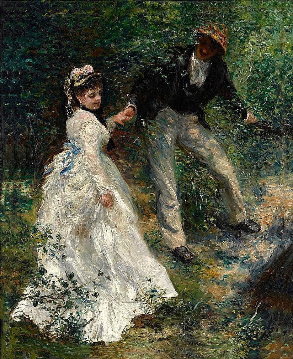 Pierre auguste renoir clip art public domain clip art for Paintings by renoir