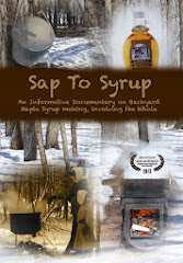 It's Time to make maple syrup!