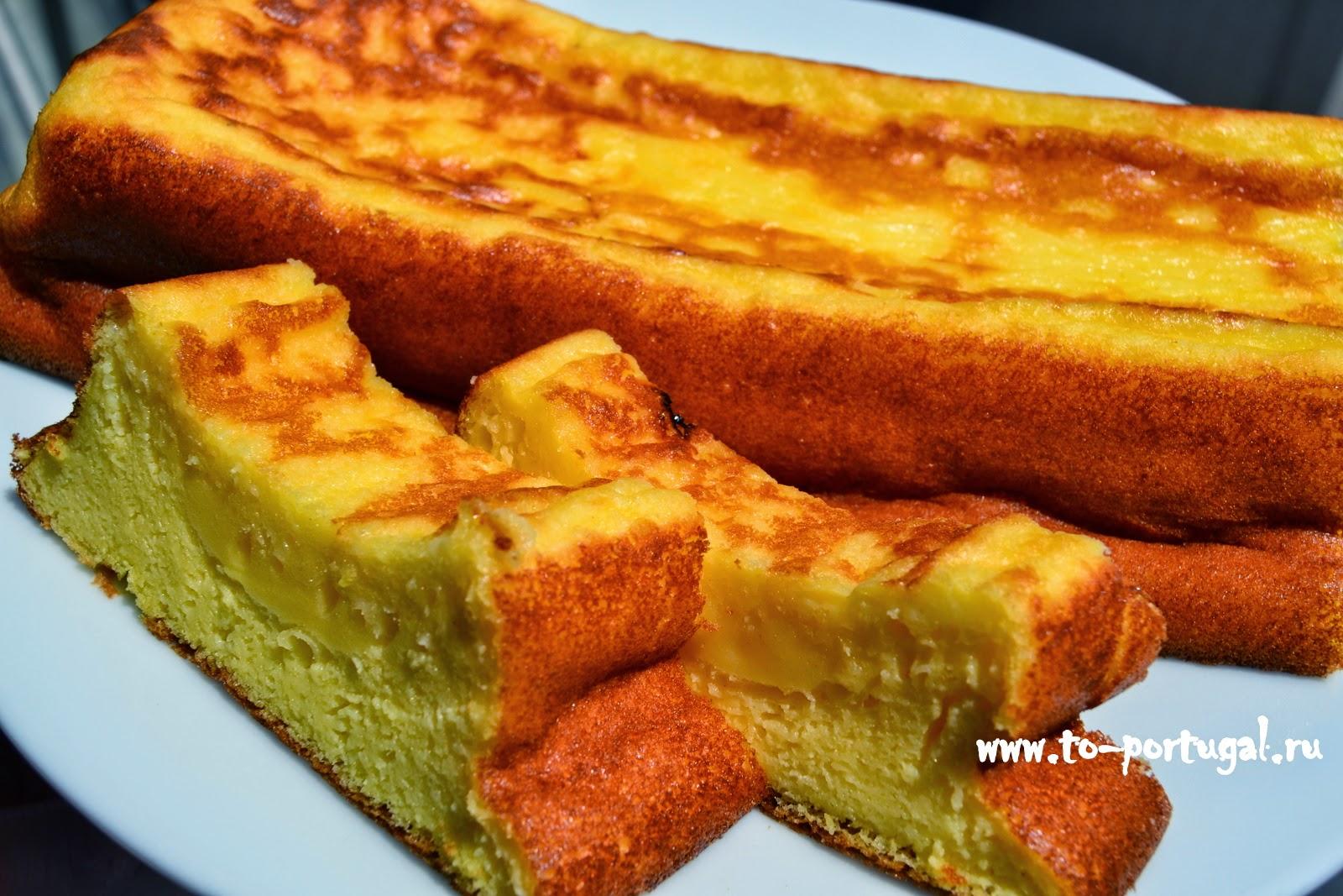 португальская кухня, португальская выпечка