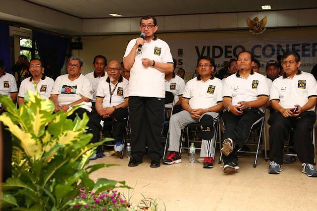 PKS : Mari Kita Doakan, Jokowi-Jk Dapat Keluarkan Kita dari Krisis
