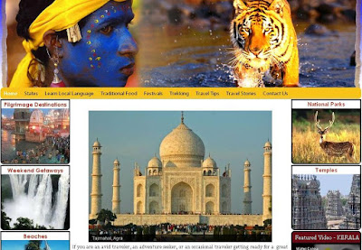 Useful Website to Plan Your Holiday in India