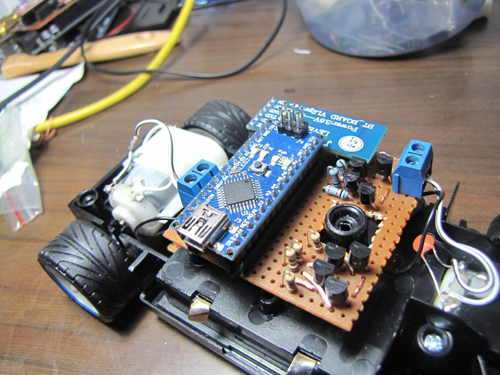 Circuito Bluetooth Casero : Controlando arduino vía bluetooth desde android pt.1 código tips