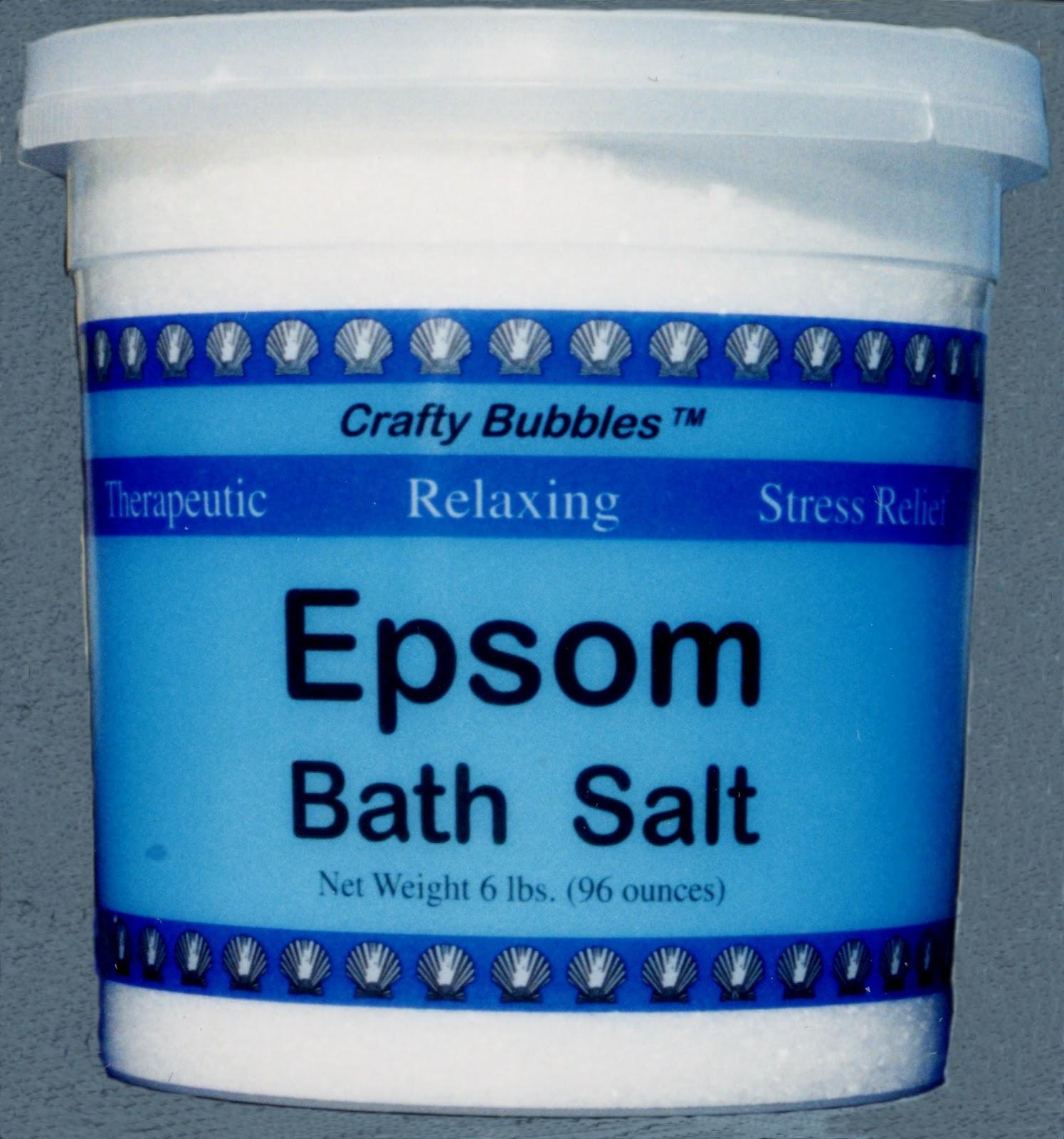 Salt epsom