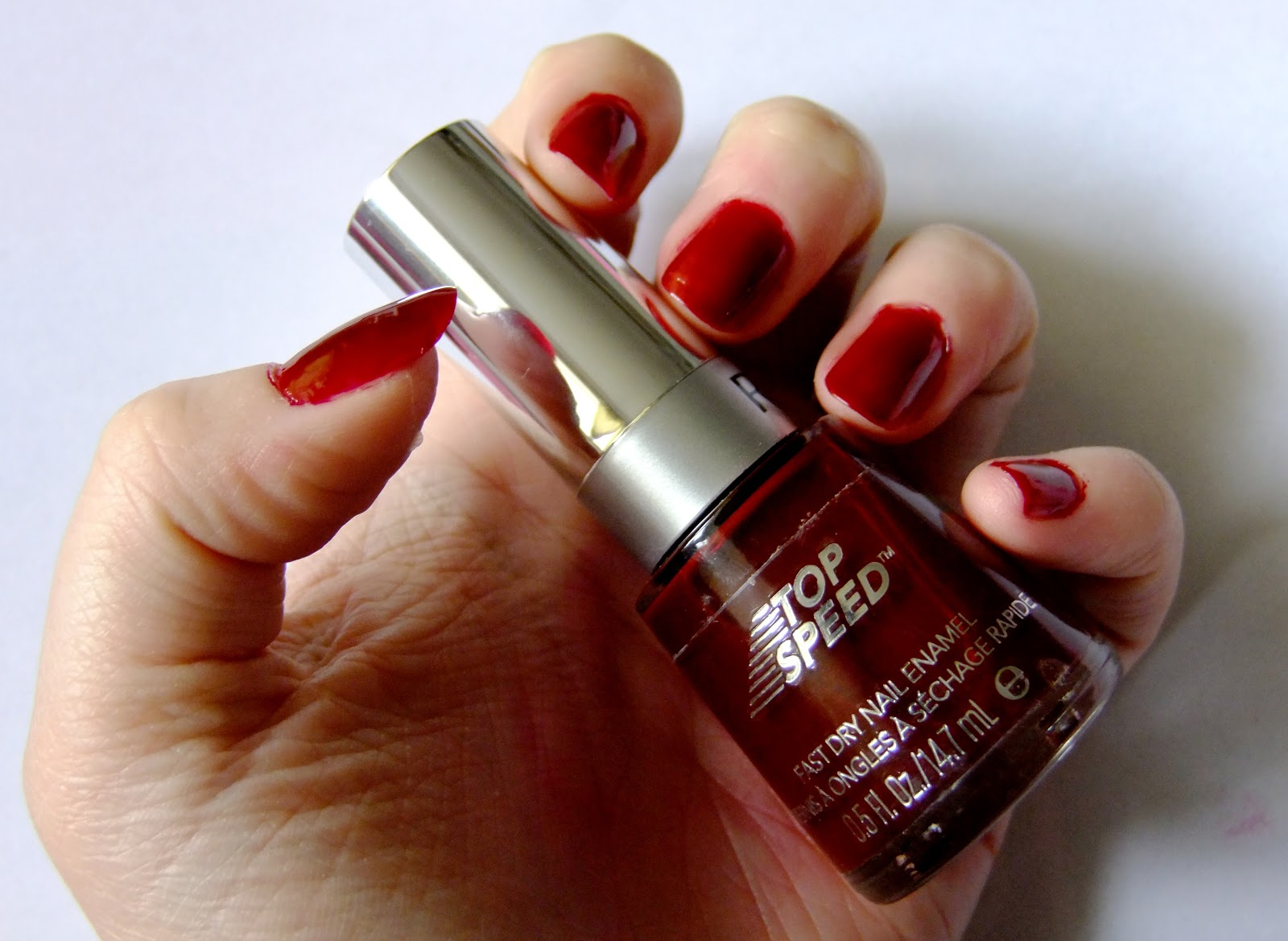 Charbuckss: Revlon Shanghai Collection - Top Speed Fast Dry Nail ...