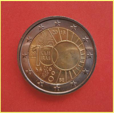 2 Euros Belgica 2013