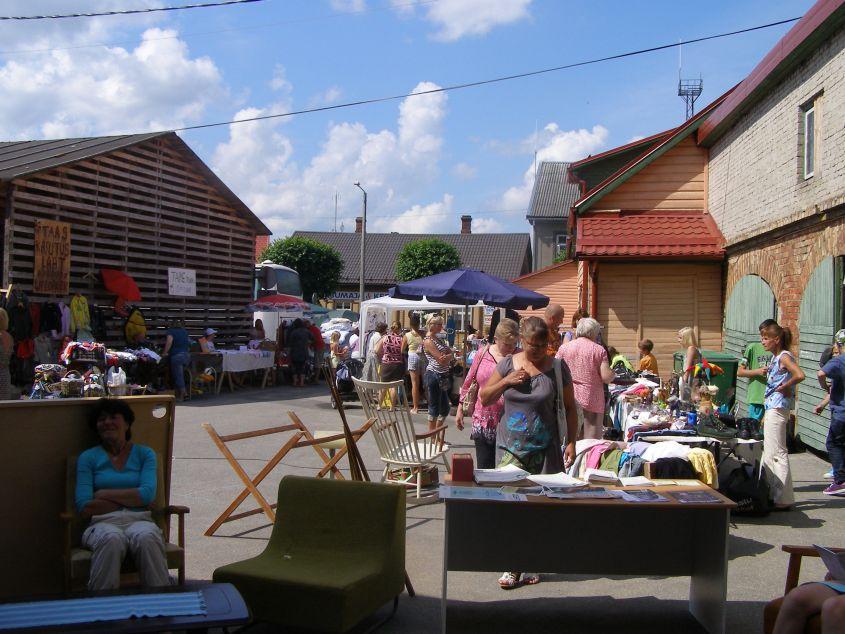 Paide kogukonnakeskus: Kreisilinnapäev 2011