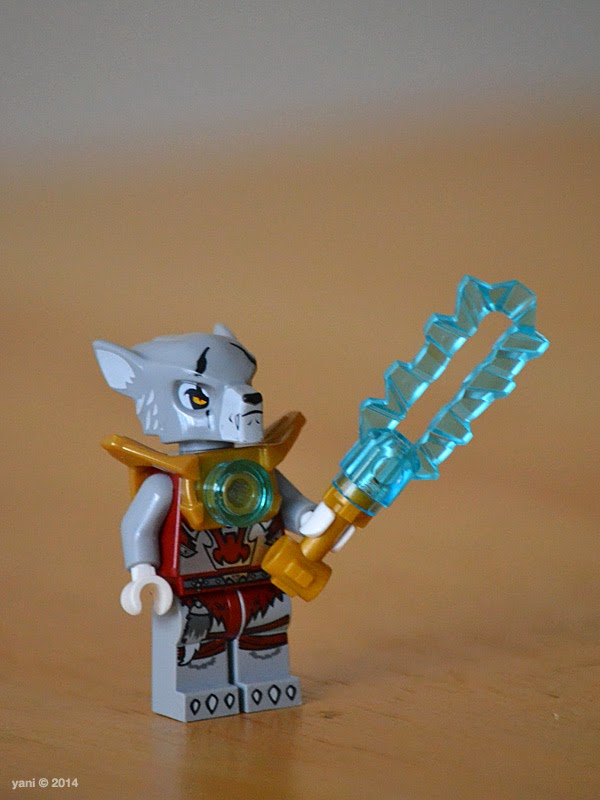 lego chima legend beast wolf - worris or worriz... who knows
