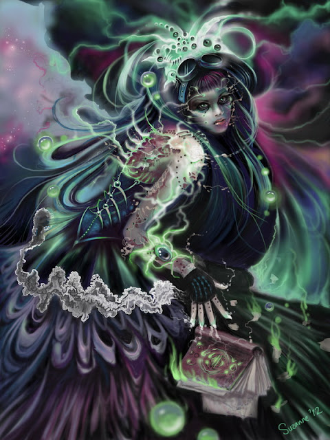 Stunning Gothic Dark Art