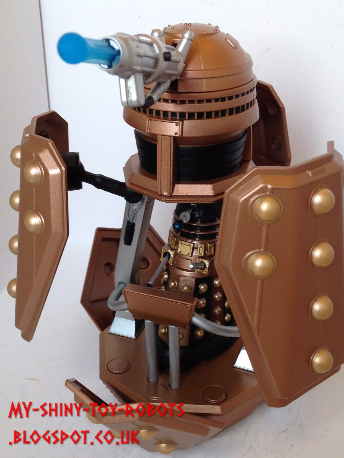 Dalek Patrol Ship from Character Options/Underground Toys