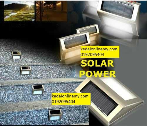 Lampu Solar Paling Mini Kecil Bercahaya Kedai Online