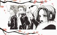 Nana anime + manga