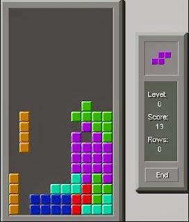 Facebook Tetris 2014
