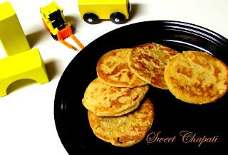 Sweet Chapathi - Inippu Chapati