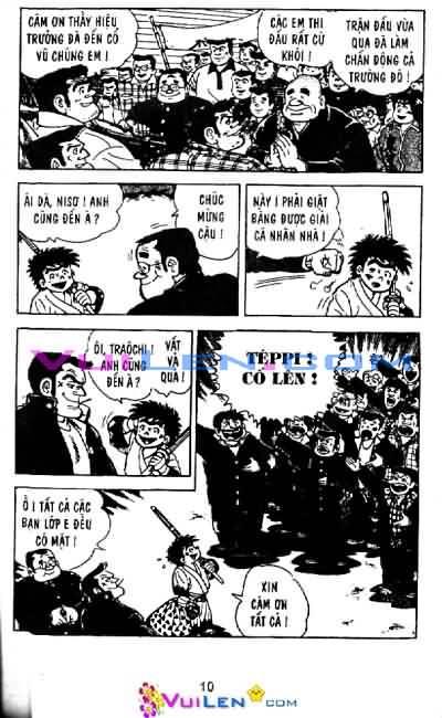 Siêu quậy Teppi chap 33 - Trang 7
