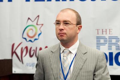 Лиев Первый Международный форум «IT-технологии в туризме»