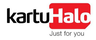 Kartu halo Just for you