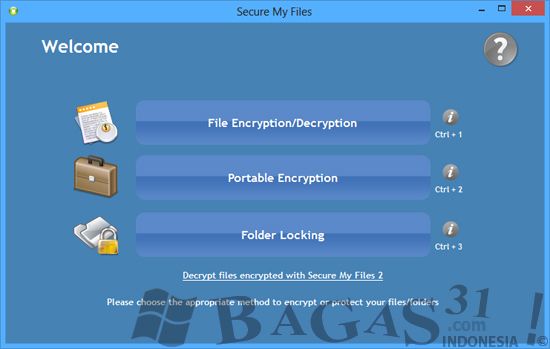 Secure My Files 3.3.3 Full Serial