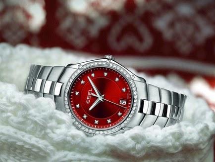 valentines day wrist watch