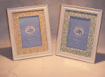 Damask frames