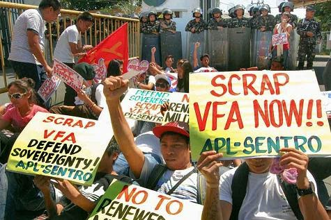 PNoy says no need to junk VFA