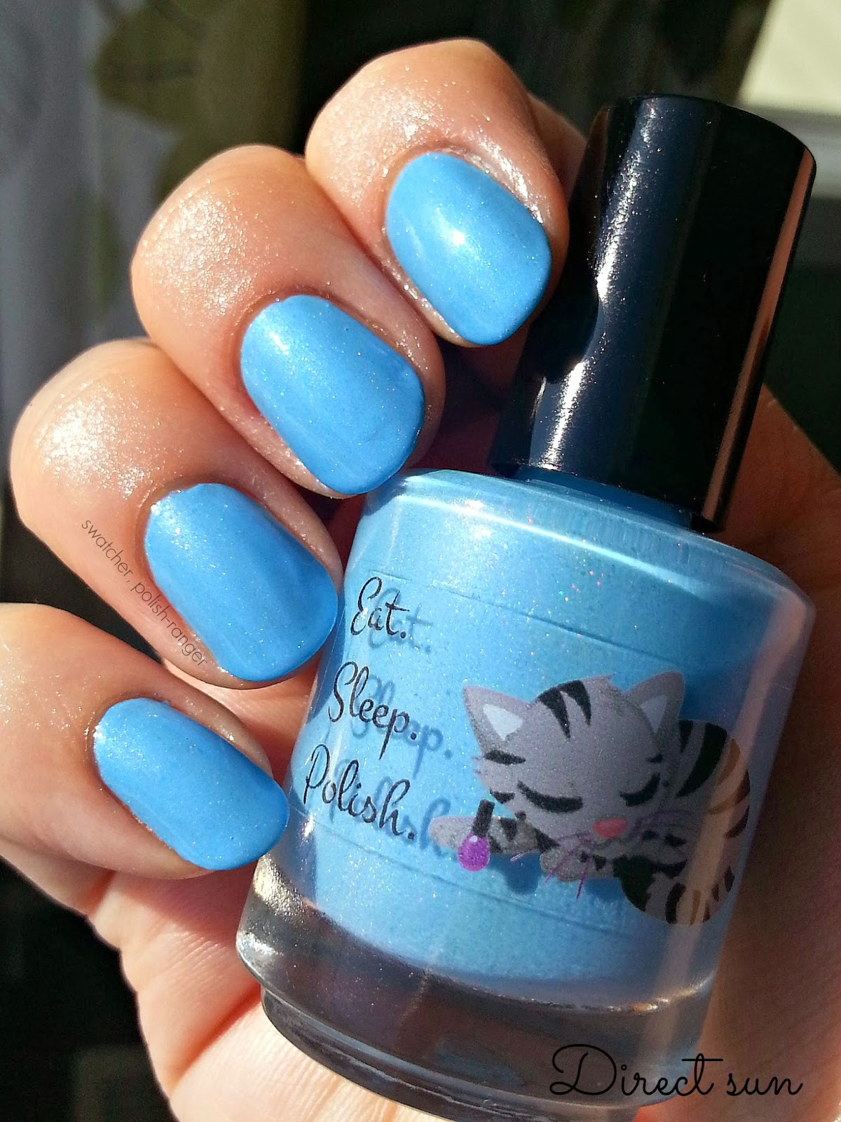 Eat Sleep Polish Endless Sky swatch