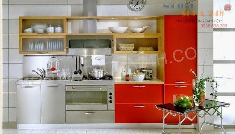 Tủ bếp TB079
