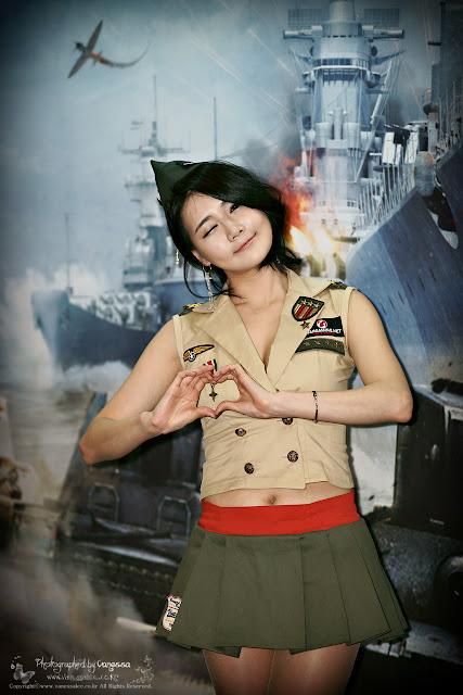 5 Ryu Ji Hye at G-STAR 2012-Very cute asian girl - girlcute4u.blogspot.com