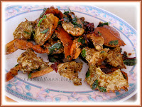 Sweet and spicy Crabs