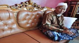 Ibnu Abbas saksi sejarah PDRI di Bidar Batu Alam