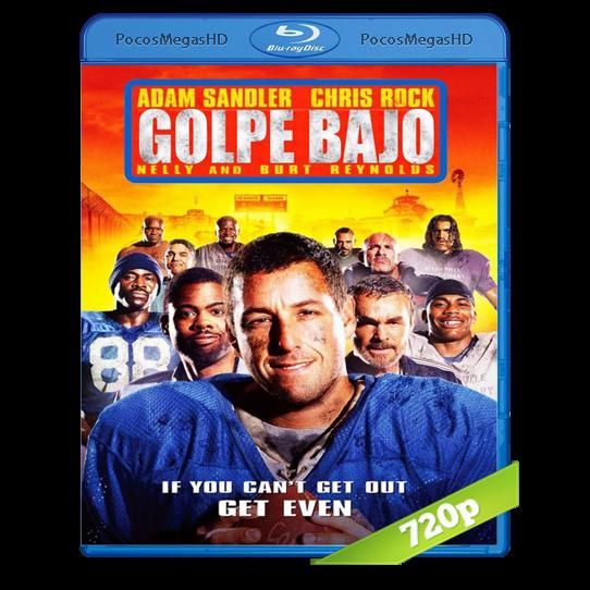 Golpe Bajo: El Juego Final (2005) BRRip 720p Audio Dual Latino/Ingles 5.1