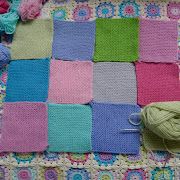 . crochet and knitted blankets and crafts in general, the merrier!
