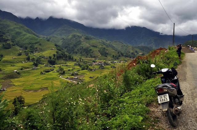 VIETNAM: Recorrido en moto por Sapa y alrededores