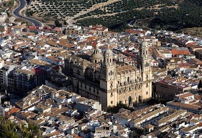 Jaén turismo catedral