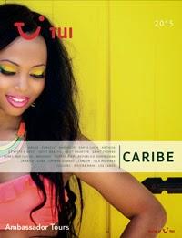 Catálogo Caribe 2015 mayorista ambassador tours