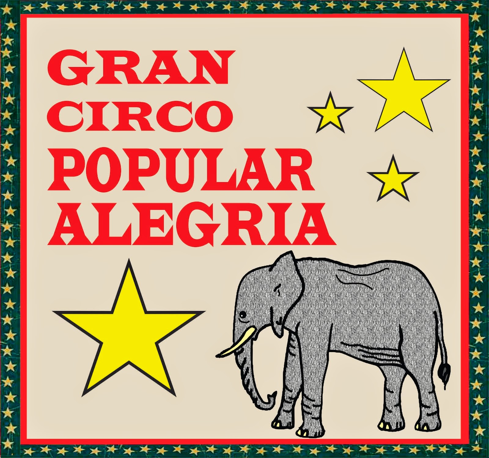 GRAN CIRCO POPULAR ALEGRIA - VÍDEO