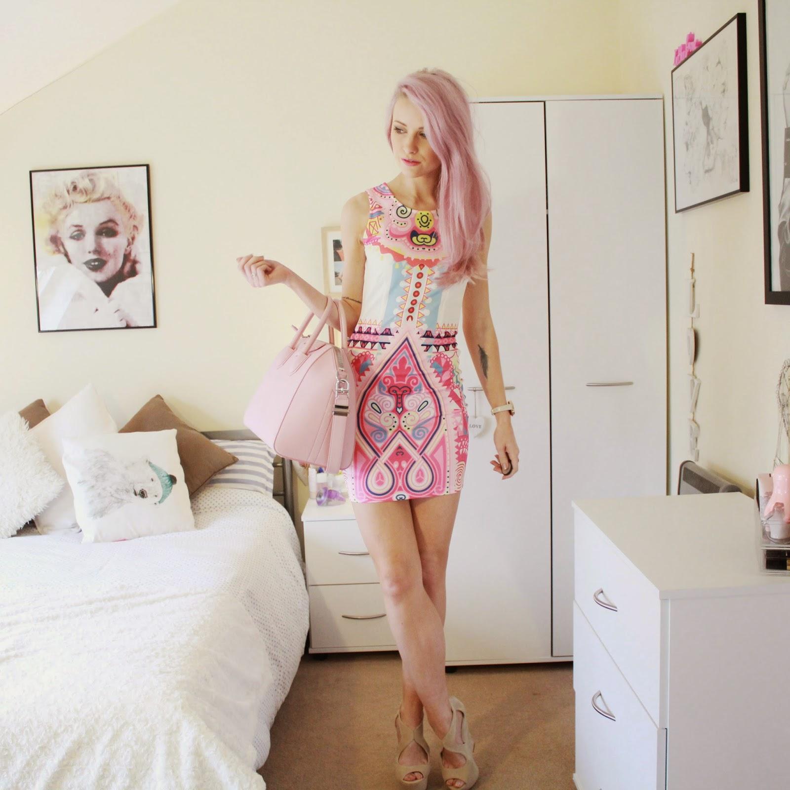 Givenchy antigona pink