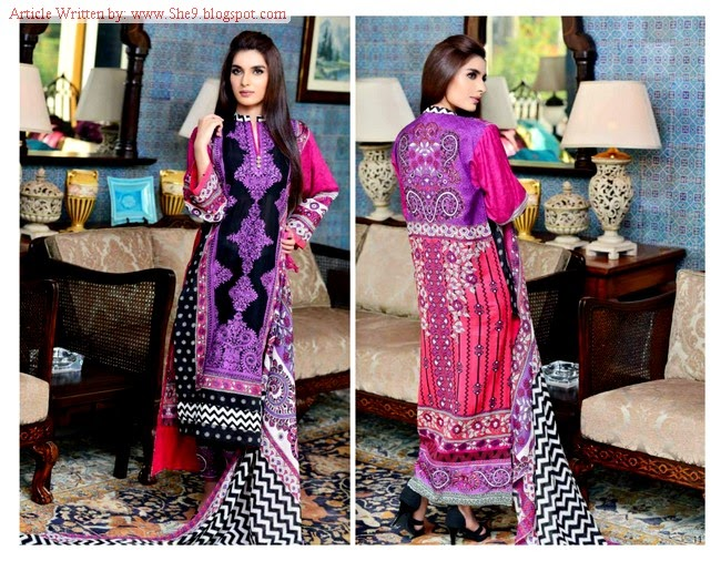 Pashmina Shawls with Suits by Karam Winter-14