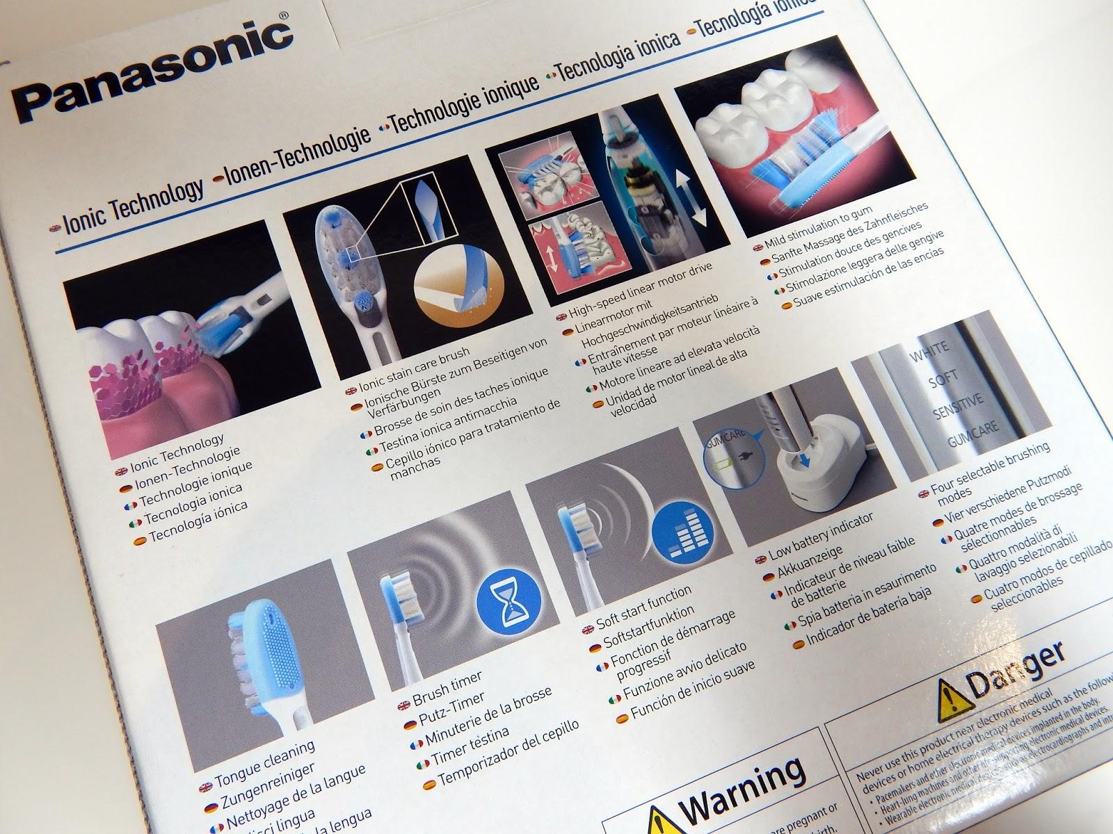 Panasonic Ionic Toothbrush