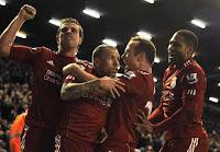Prediksi skor pertandingan Liverpool vs AS Roma
