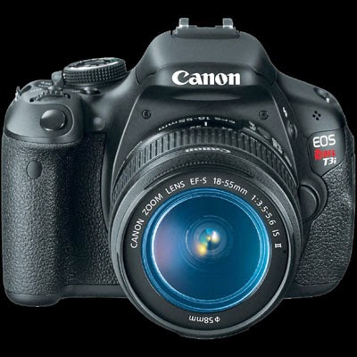 Canon EOS 600D T3i DSLR Digital Camera